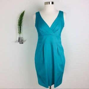 Express Design Studio Teal Sleeveless Dress Size 4